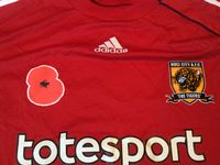 Global,Classic Football Shirts | 2010 Hull City Vintage Old Jerseys